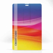 CREDIT CARD USB Flash memorija